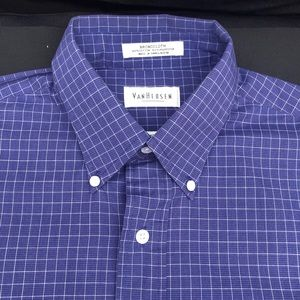 VanHeusen Large Used Button up